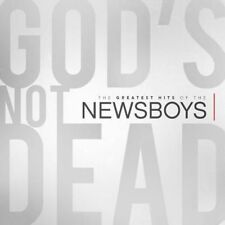 NEW God's Not Dead - The Greatest Hits of the Newsboys (Audio CD)
