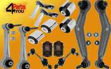 REAR Rep SET KIT BMW E60  E61 BALL JOINT bush arm wishbone lemforder suspension