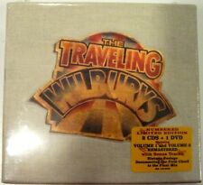 The Traveling Wilburys, Numbered Limited Edition 2 CD + 1 DVD Set