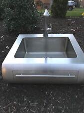 JULIEN 000210 Classic+ Farmhouse 16 Gauge Stainless Steel Kitchen Sink