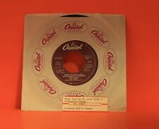 """DR HOOK - WHEN YOU'RE IN LOVE WITH A BEAUTIFUL WOMAN /   - 7"""" VINYL SINGLE 45 Y"""