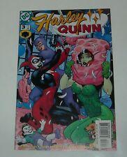 HARLEY QUINN #3 DC COMICS 1st SERIES February 2001 GGA TERRY RACHEL DODSON