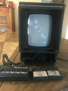 VECTREX Video Arcade System w/ Controller & 3 Games.