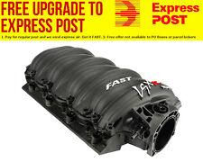 FAST LSXR Intake Manifold Suit LS3, L98, L76 suit OEM & 102mm Throttle Body, Bla