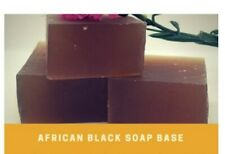 500 Gram AFRICAN BLACK MELT AND POUR SOAP BASE SOAP MAKING DIY