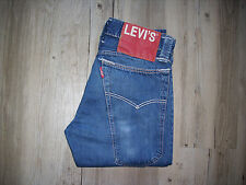 RARITÄT Levis RED 25001.0004 Extra Long Tapered Slim Jeans W32 L32 SELTEN RARE