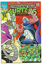 TEENAGE MUTANT NINJA TURTLES ADVENTURES#4 VF/NM 1990 ARCHIE COMICS