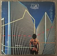 YES Going For The One UK Vinyl LP C