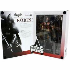 Square Enix Play Arts Kai Batman Arkham City Robin Action Figure - New Authentic
