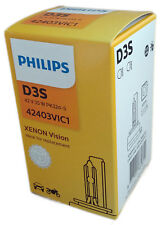 D3S PHILIPS VISION 4600K Xenon HID Scheinwerfer Brenner bulbs 1st 42403VIC1