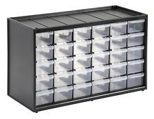 Stanley Kleinteilemagazin mit 30 Schubladen, Aufbewahrungssystem, Bruchfest, Box