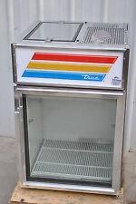 New True Gdm-05-S-Ld Countertop Refrigerated Glass Door Merchandiser