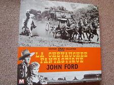 LA CHEVAUCHÉE FANTASTIQUE stagecoach collector | DVD Edition FR