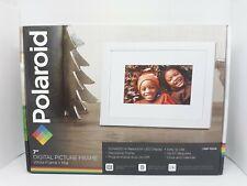 """Polaroid 7"""" Digital Wood Frame PDF-700W"""