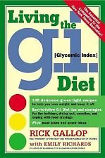 Living the G.I. (Glycemic Index) Diet Gallop, Rick Hardcover