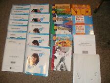 Calvert School 1st Grade 1 Lot Math Science Reading Teacher Lesson Manuals Keys