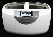 Pro 160 Watts 25 Liters Digital Heated Ultrasonic Cleaner Dental Gun Tattoo
