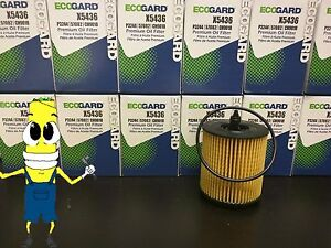 Premium Oil Filter for Chevrolet Classic with 2.2L Engine 2004 2005 Case of 12