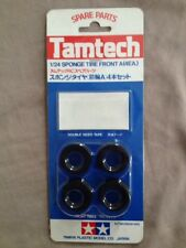 tamiya tamtech 1/24 Front Tire Tyre