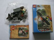 LEGO Orient Expedition 7422 Red Eagle box instructions complete