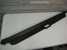 2005-2007 MERCURY MARINER / FORD ESCAPE OEM REAR PULL OUT CARGO COVER BLACK