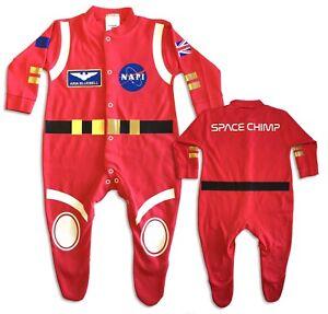 Space Chimp Sleep Suit