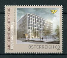 Austria 2017 MNH Post am Rochus Austrian Post HQ 1v Set Architecture Stamps