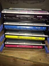 HP Genuine OEM Q5950A Q5951A Q5952A Q5953A 4700 Toner 74 70 73 72