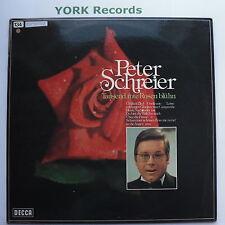 PETER SCHREIER - Tausend Rote Rosen Bluhn - Ex LP Record Telefunken SLK 17056