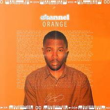 "016 Frank Ocean - USA R&B Hip Hop Star 14""x14"" Poster"