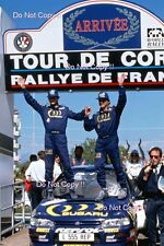 CARLOS SAINZ SUBARU IMPREZA 555 TOUR DE CORSE RALLY 1994 fotografia 3