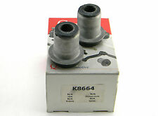 NEW QSP CHASSIS PARTS K8664 SUSPENSION CONTROL ARM BUSHING KIT FRONT UPPER