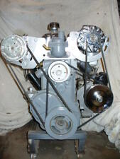 10044 1937-54 216 235 261 ALTERNATOR POWER STEERING AIR CONDITIONING BRACKET SET
