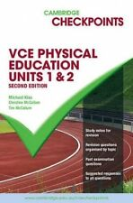 Checkpoints VCE Physical Education Units 1&2 Second Edition