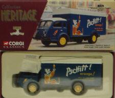 CORGI 71406 1/50 FRENCH HERITAGE Renault Faineant Fourgon - Pschitt Soda