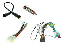 GM CAR STEREO WIRING HARNESS ANTENNA ADAPTER WIRE FOR PIONEER AVH-P1400DVD