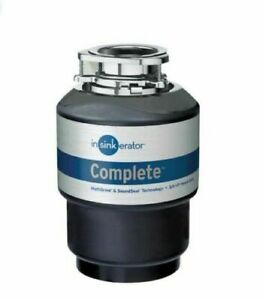 NEW InSinkErator Quiet Series Complete 3/4 HP Heavy Duty Garbage Disposal