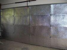 No Fibra de Vidrio Reflectante Puerta Garaje Aislante Kit 3m Ancho X 2.1m H (R8)
