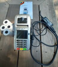 New listing First Data Fd130 Duo Pos Credit Card Terminal