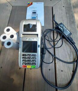 First Data FD130 Duo POS Credit Card Terminal