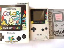 NEW Nintendo Game boy Color Pokemon Center Limited Edition console set CGB-001-C
