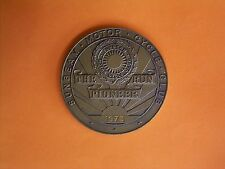 Sunbeam Motor Cycle Club - The Pioneer Run - Participants Medal 1973