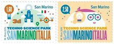 2015 Parco scientifico tecnologico - San Marino - serie 2v