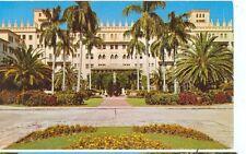 FLORIDA, BOCA RATON  CLUB  & HOTEL FRONT VIEW # DK26 (FL-B)