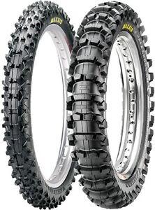 Maxxis M7307 Maxxcross SM Tire 80/100-21 Front TM88184000 68-2150 M737211