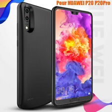 6000mAh For HUAWEI P20 Pro Portable Power Bank Pack Batttery Charger Case Cover