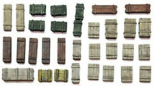 Just Crates #1 (32 Pieces) (Crates From Sets #1 & 2) 1/48 scale military model