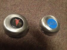 """Grant Steering Wheel Center Cap for Classic Series wheels. CHEVY or PONTIAC 3"""""""