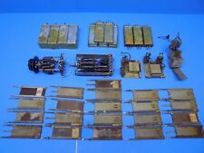 Lot Of Western Electric Capacitors Resistors Condensers Switches 1950s