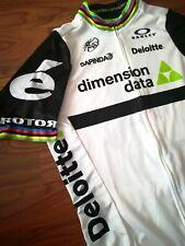 Jersey Dimension Data ex World champion Cavendish (sky ineos Oakley)